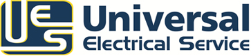 Universal Electrical Service Logo
